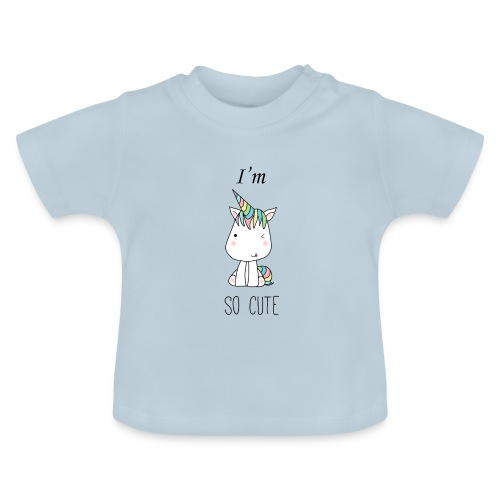 CUTE UNI FOR KIDS - Camiseta bebé