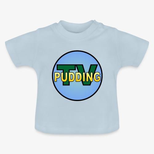Pudding-TV - Baby-T-skjorte