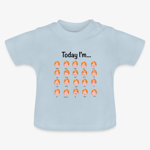 Emotions - Baby T-Shirt
