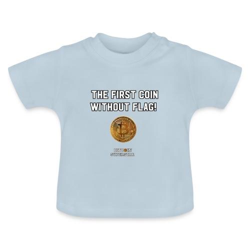 Coin with no flag - Maglietta per neonato