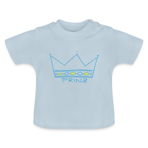 Krone Prinz - Baby T-Shirt