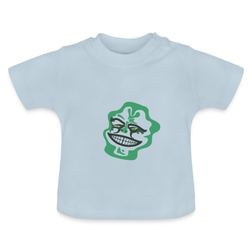 Grüner Ork - Baby T-Shirt