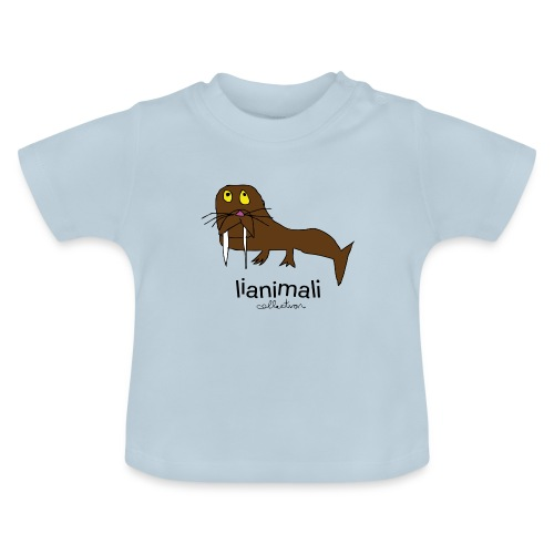tricheco dentato - Baby T-Shirt