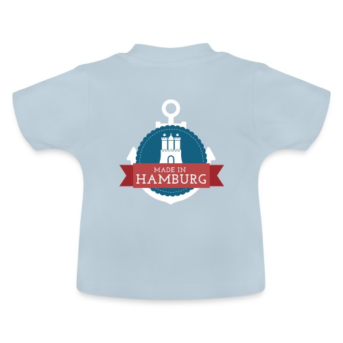 Made in Hamburg - Baby T-Shirt
