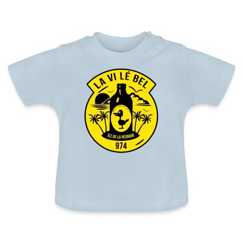 Collection La vi lé bel au 974 - T-shirt Bébé