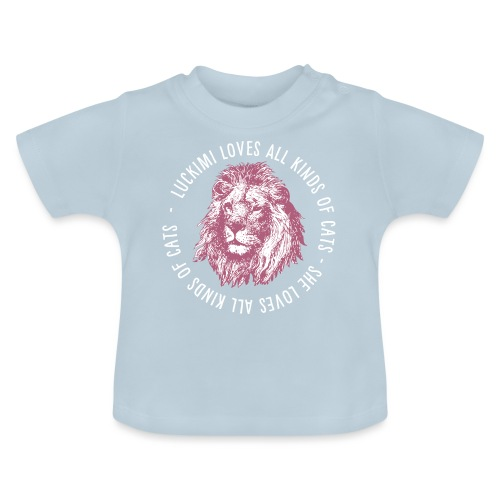 All kinds of cats - Barn - Baby T-Shirt