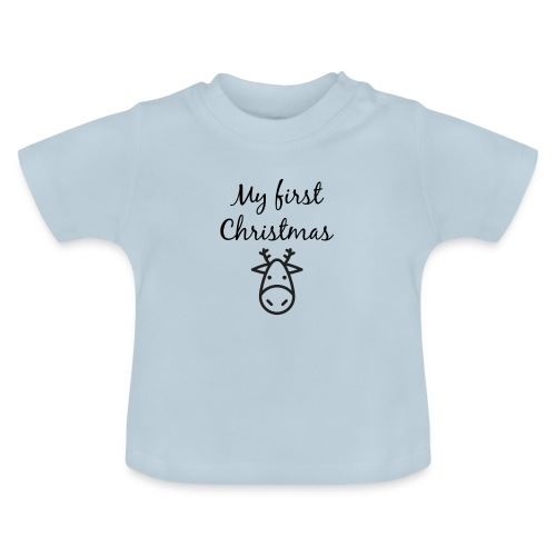 First-xmas - Baby T-shirt