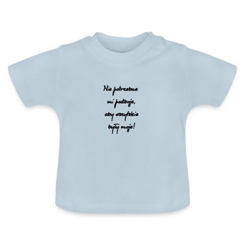 Podboje - Koszulka niemowlęca