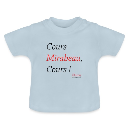 COURS MIRABEAU - T-shirt Bébé