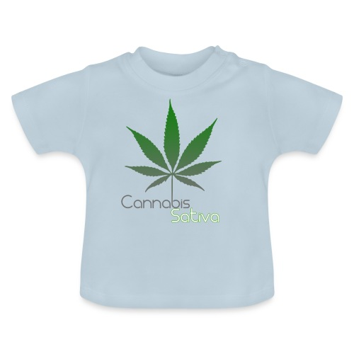 Cannabis Sativa CBD - Baby T-Shirt