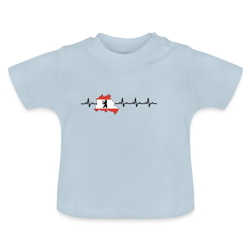 Heartbeat Berlin - Baby T-Shirt