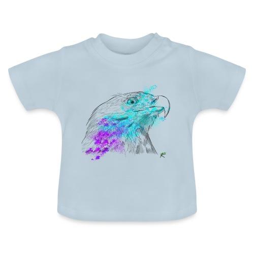 Aquila color - Maglietta per neonato