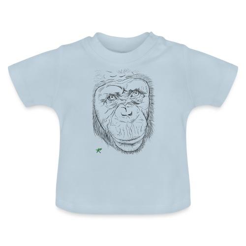Scimpanzè - Maglietta per neonato