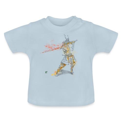 Samurai color - Maglietta per neonato
