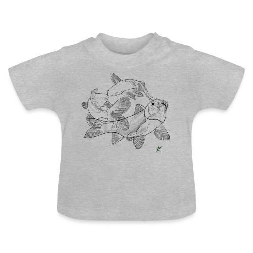 Carpa koi - Maglietta per neonato