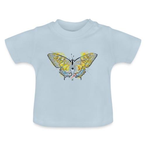 Butterfly color - Maglietta per neonato