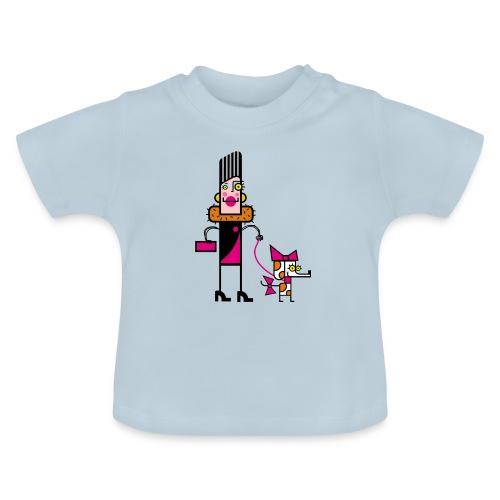 Animal 1 - Maglietta per neonato