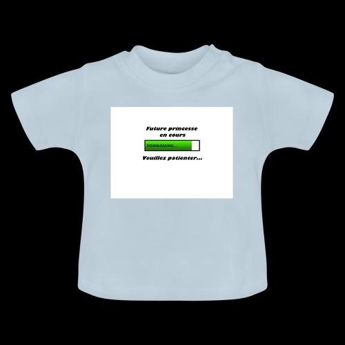 Future princesse - T-shirt Bébé