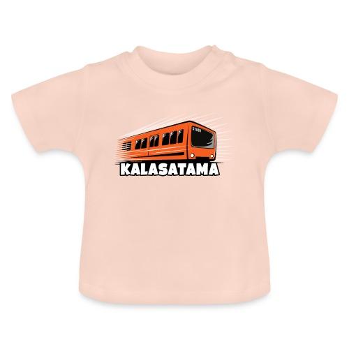 11- METRO KALASATAMA - HELSINKI - LAHJATUOTTEET - Vauvan t-paita