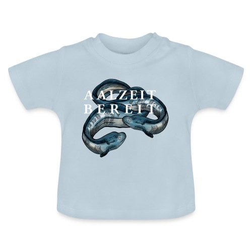 Aalzeit Bereit – Hamburger Singewettstreit - Baby T-Shirt
