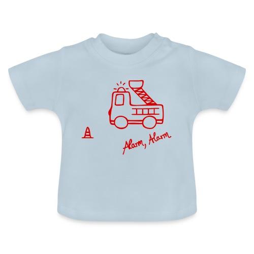 Feuerwehrauto 112 - Baby T-Shirt