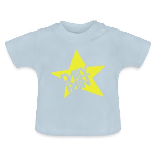daily pain star - Koszulka niemowlęca