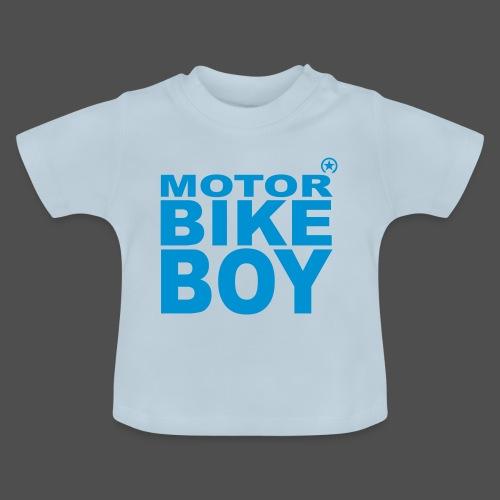 Motorbike Boy - Koszulka niemowlęca