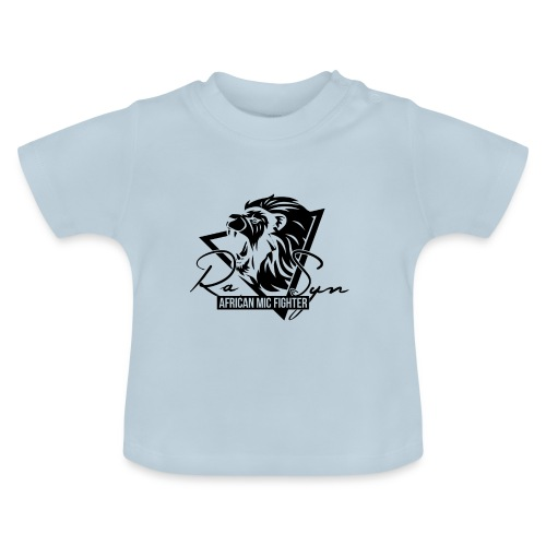 The african mic fighter black - Baby T-Shirt
