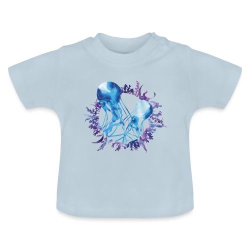 bluecontest - T-shirt Bébé