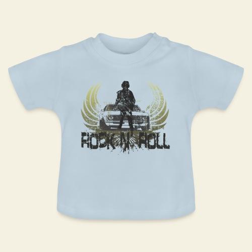 rock n roll camaro - Baby T-shirt