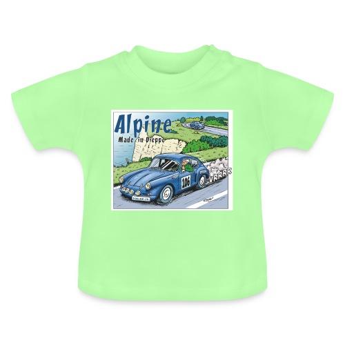Polete en Alpine 106 - T-shirt Bébé
