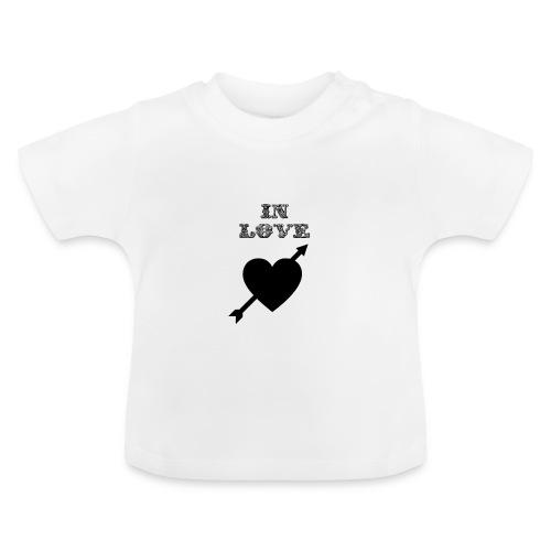 I'm In Love - Maglietta per neonato