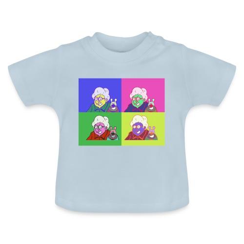 Polete facon warhol - T-shirt Bébé