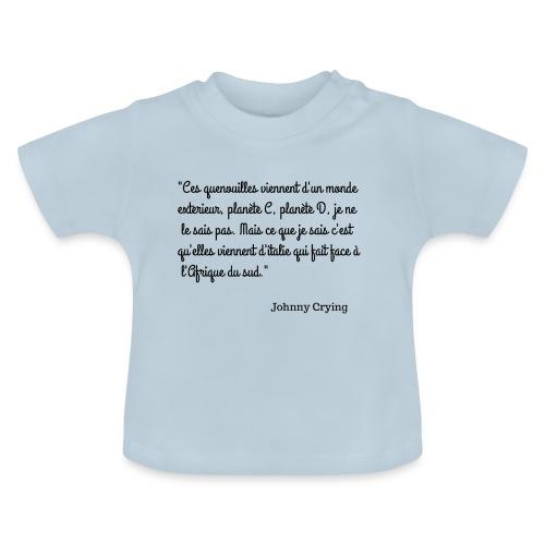 LES QUENOUILLES - T-shirt Bébé