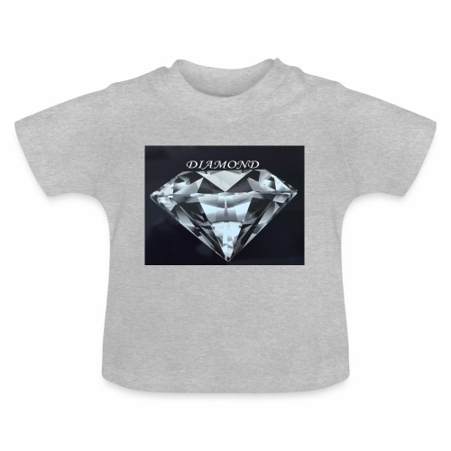 Diamond - Baby-T-shirt
