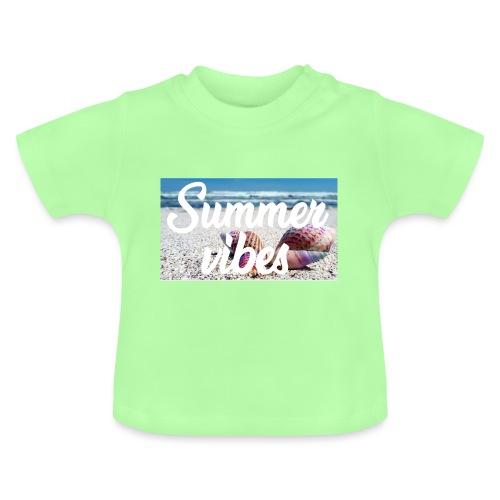 Summervibes - Baby T-Shirt