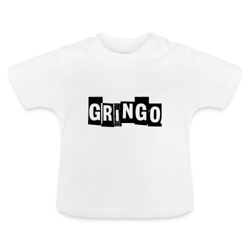 Cartel Gangster pablo gringo mexico tshirt - Baby T-Shirt