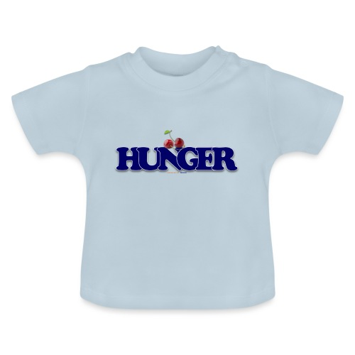 TShirt Hunger cerise - T-shirt Bébé