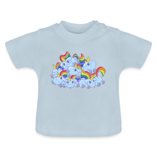 Moar unicorns! - Maglietta per neonato