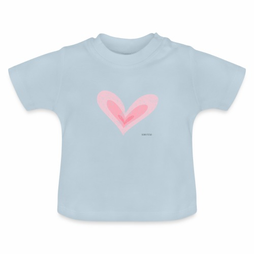Heart - Baby-T-shirt