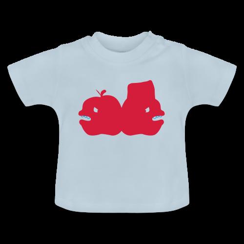 Ängsliga Äpplen - Baby-T-shirt