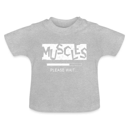 Muscles - Vauvan t-paita