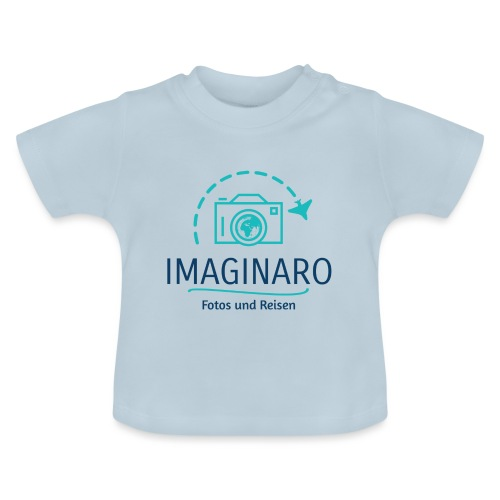 IMAGINARO   Fotos und Reisen - Baby T-Shirt