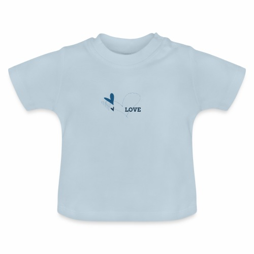 LOVE - Baby-T-shirt