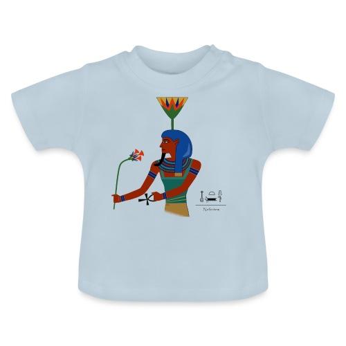 Nefertem I altägyptische Gottheit - Baby T-Shirt