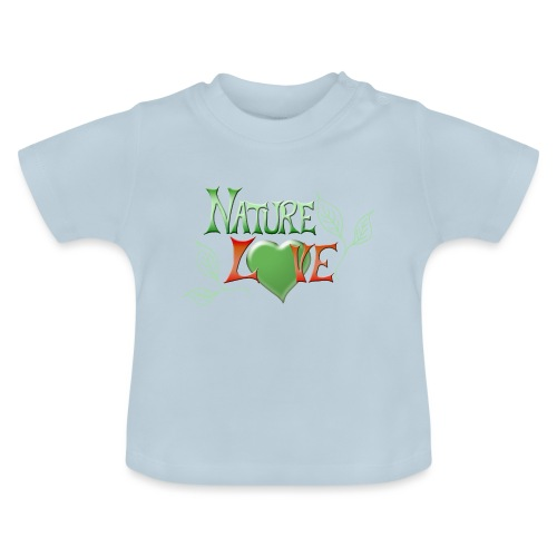 Nature Love - Baby T-Shirt