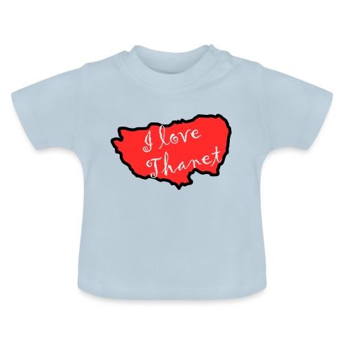 I Love Thanet - Baby T-Shirt