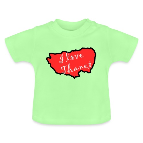 I Love Thanet - Baby T-Shirt
