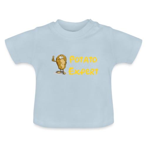 SMT potato expert - Maglietta per neonato