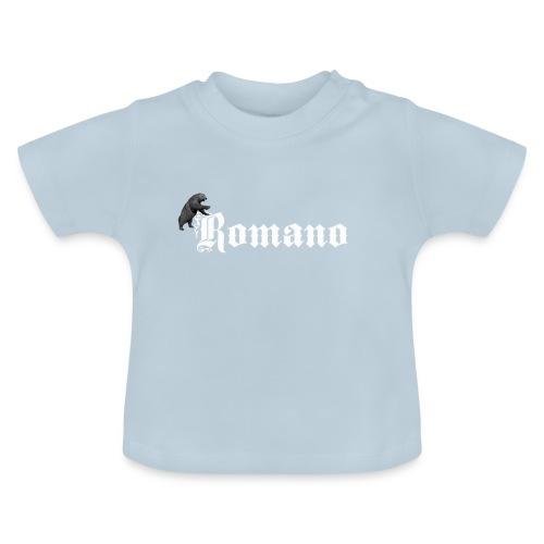 626878 2406603 romano23 orig - Baby-T-shirt
